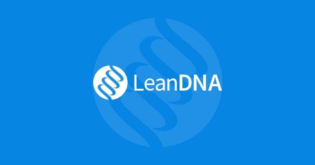 LeanDNA logo blog image